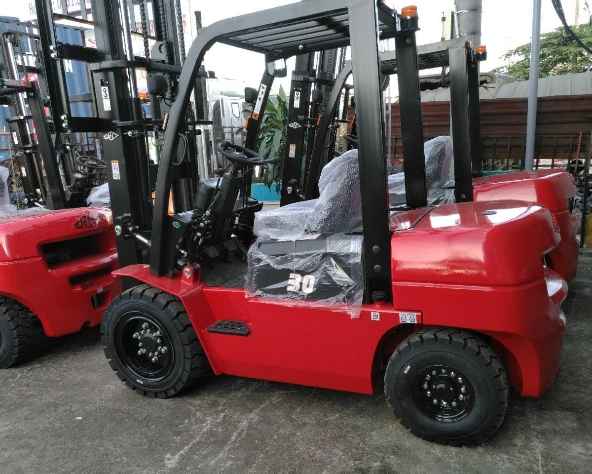 Xe nâng 3 tấn - Hãng Hangcha Thiên Sơn