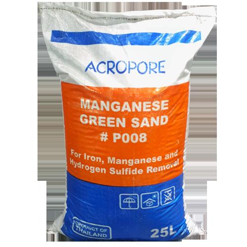 Vật liệu lọc nước - Cát mangan hãng Acropore