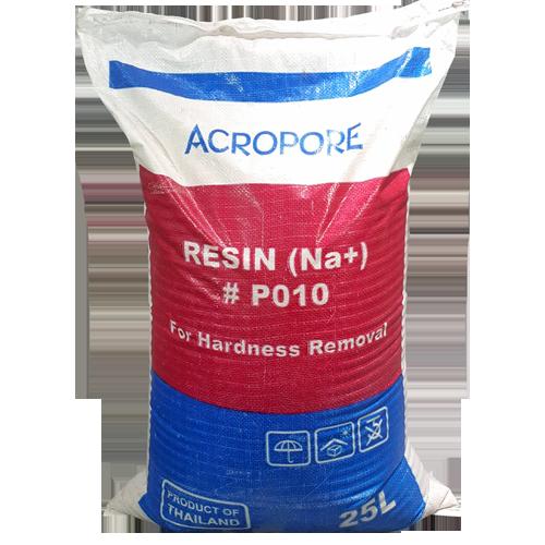 Vật liệu lọc nước - Nhựa trao đổi ion Na+ hãng Acropore