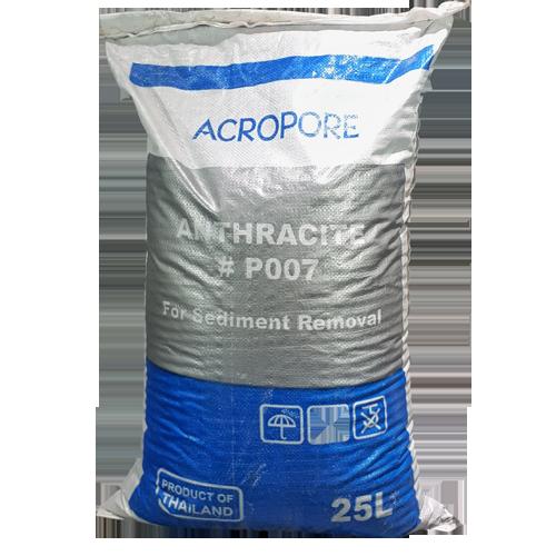 Vật liệu lọc nước - Than Anthracite hãng Acropore