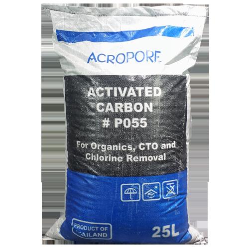 Vật liệu lọc nước - Than hoạt tính hãng Acropore