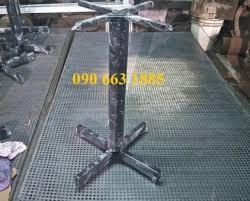 Nhận gia công chân bàn sắt, inox theo yêu cầu