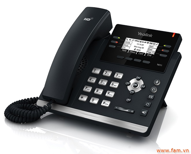Điện thoại IP YEALINK SIP-T42G