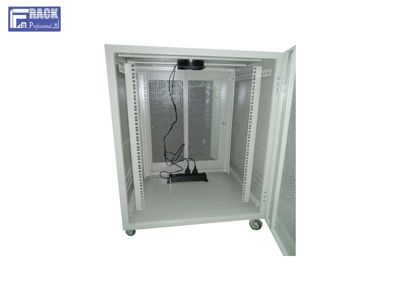 Tủ rack, tủ mạng 15U-D600 F-CLASS FAMRACK