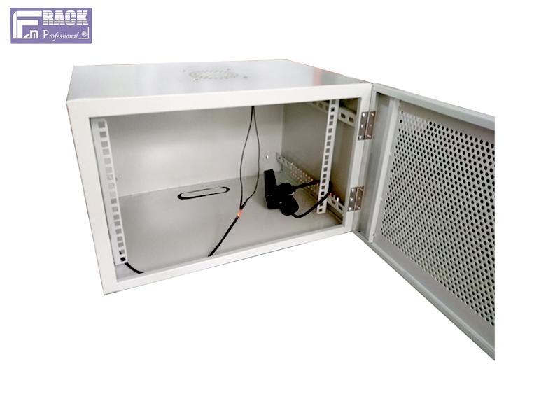 Tủ mạng, tủ rack 8U-D400 FAMRACK D-CLASS
