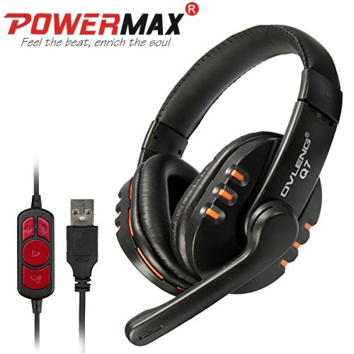 Tai nghe Gaming Powermax/Ovleng Q7