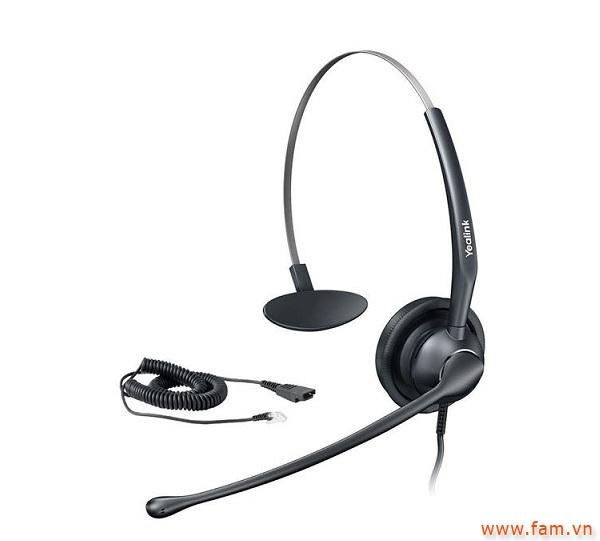 Tai nghe điện thoại IP YeaLink YHS33-USB