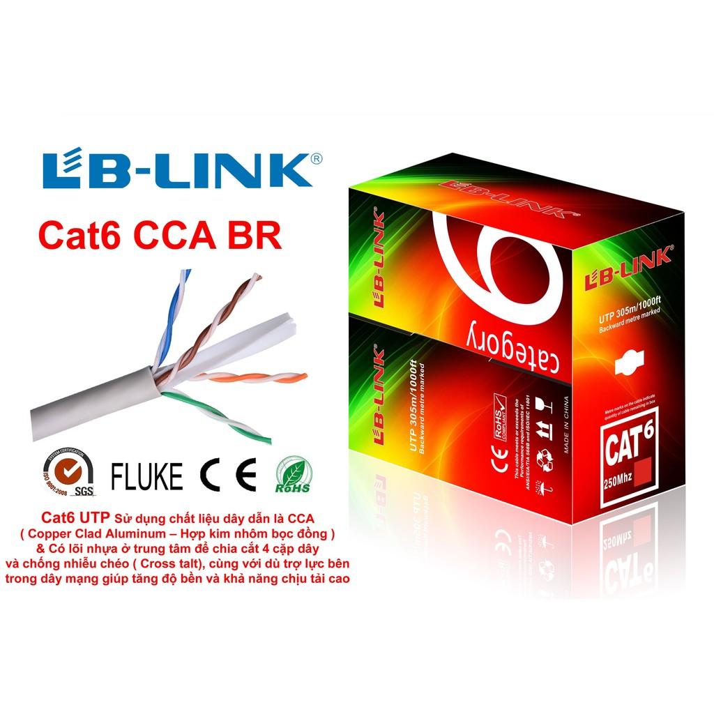 Cáp mạng LB-CAT6 UTP