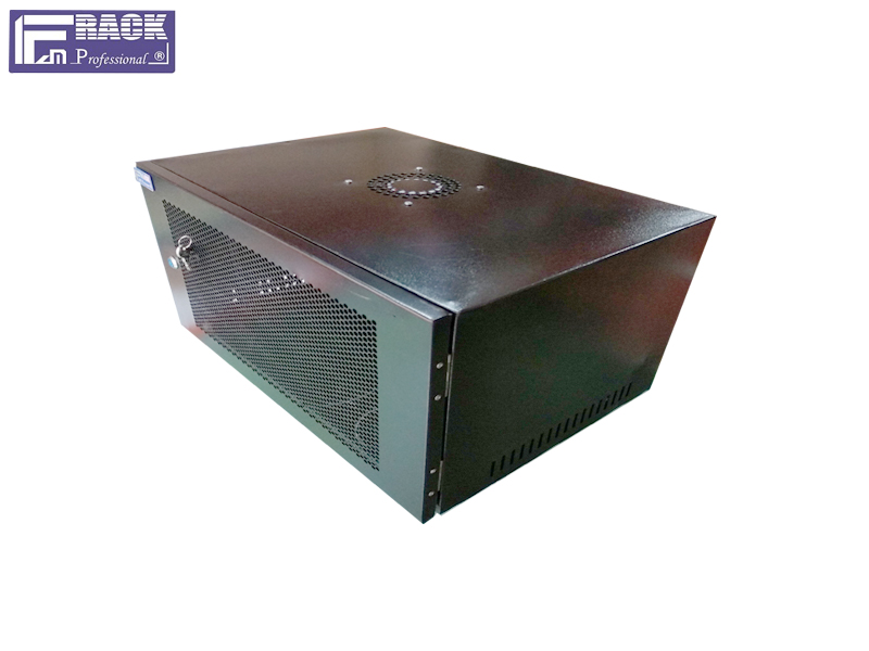 Tủ Rack 6U-D400 Wallmount – FAMRACK 6U-400