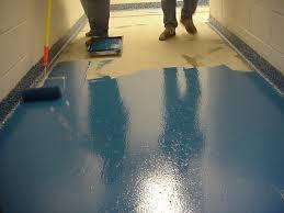 Sơn epoxy sàn công nghiệp