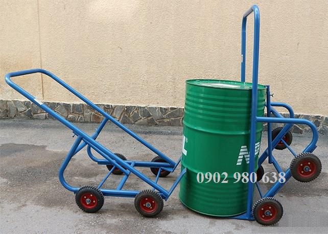Xe đẩy thùng phuy F28 giá rẻ
