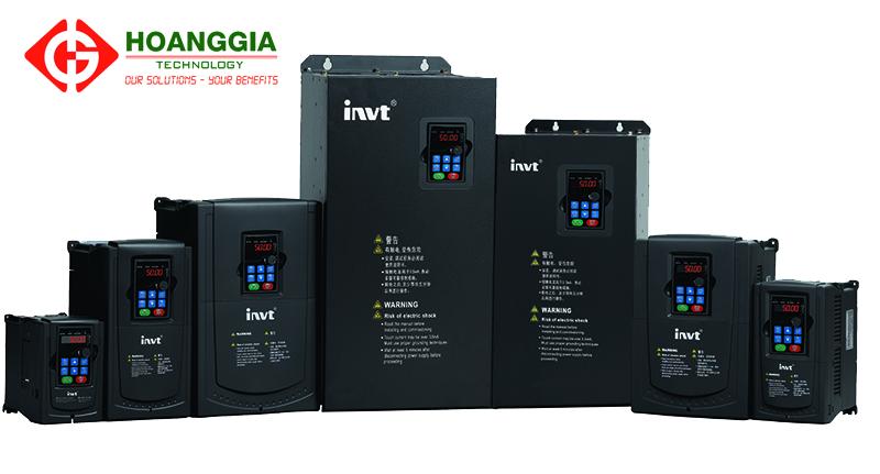 Nhà phân phối biến tần INVT tại Hải Phòng