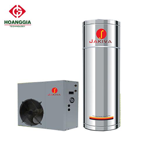 Hệ thống nước nóng trung tâm Heatpump cho gia đình