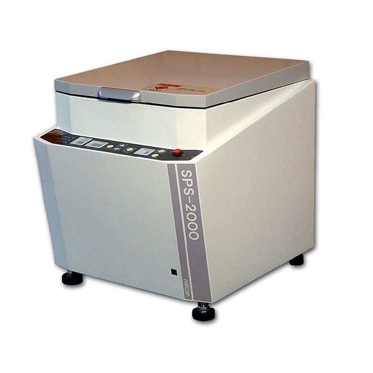 Máy trộn kem hàn MALCOM SPS-2000