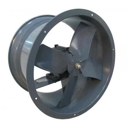 Quạt thông gió tròn motor tỏa nhiệt VF