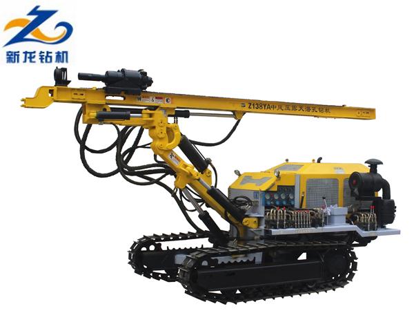Máy khoan bánh xích thủy lực CTQ-Z138YA