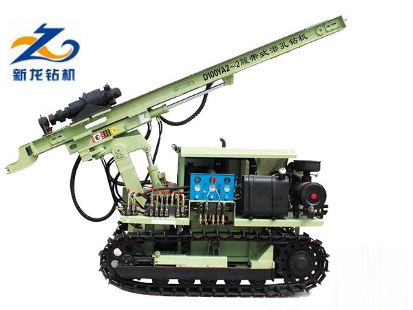 Máy khoan bánh xích thủy lực CTQ-D100YA2-2