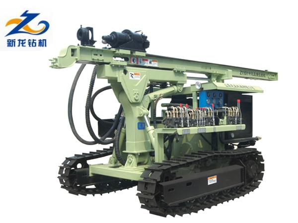 Máy khoan thủy lực bánh xích loại CTQ-Z115Y