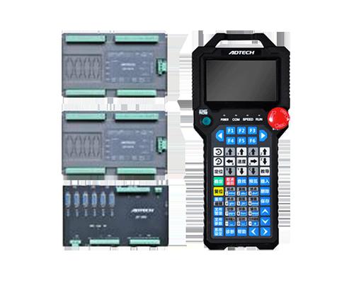Bộ điều khiển cho bộ phân phối keo (loại tách) model ADT-TV5600 2-4 trục có thể sử dụng với ADT-08830, ADT-8848 và ADT-8860