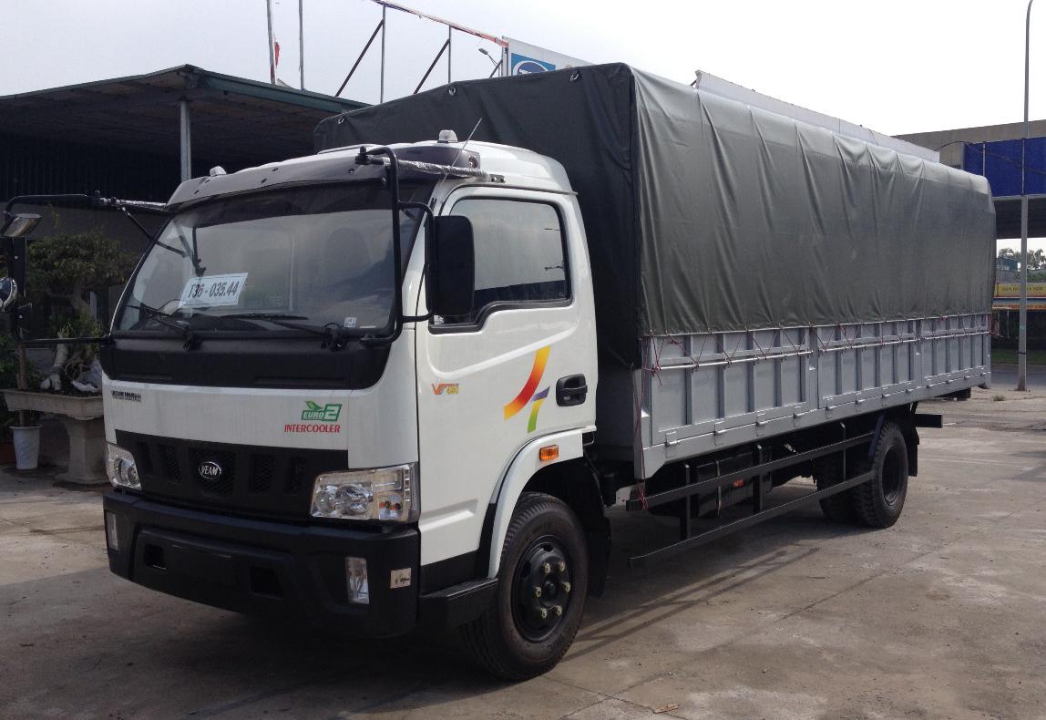 Xe tải động cơ Hyundai Veam VT200 tải trọng 2 tấn