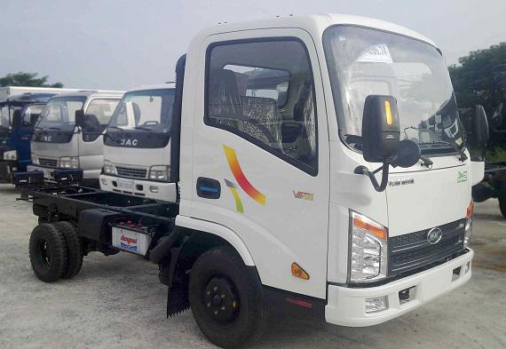 Xe tải Veam VT100 1 tấn