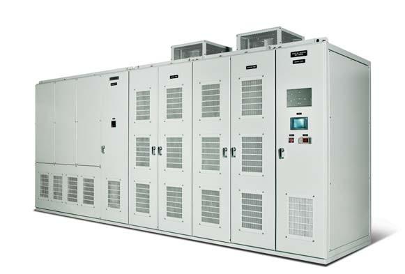 Biến tần trung thế 3.3kV - 4.16kV - 6.6kV