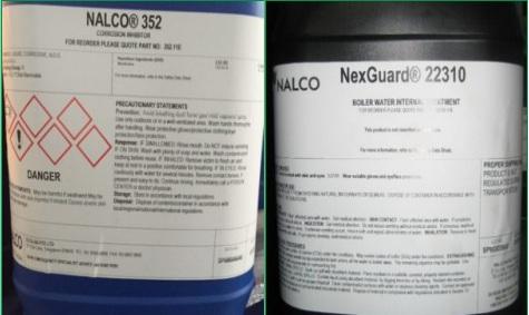 Hóa chất xử lý nước cho nồi hơi
