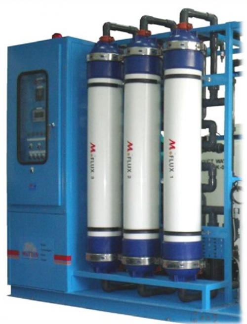 Giải pháp lọc nước tự nhiên sự dụng công nghệ màng UF