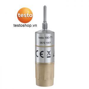 Máy ghi nhiệt độ Testo 190T1 CFR