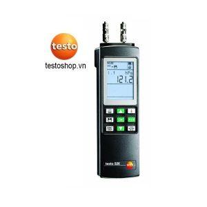 Máy đo chênh áp Testo 526 -1 | chính xác cao