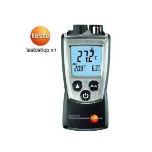 Máy đo nhiệt độ hồng ngoại testo 810