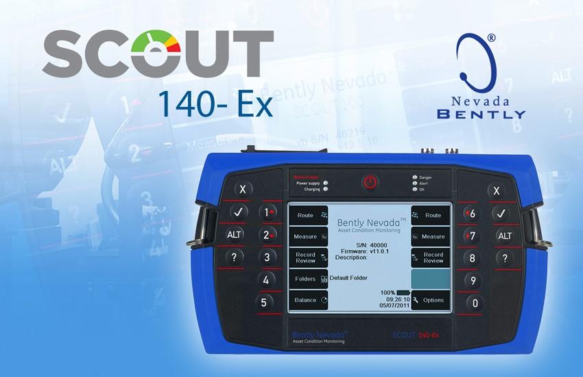 Thiết bị đo cầm tay SCOUT100 & SCOUT140-Ex