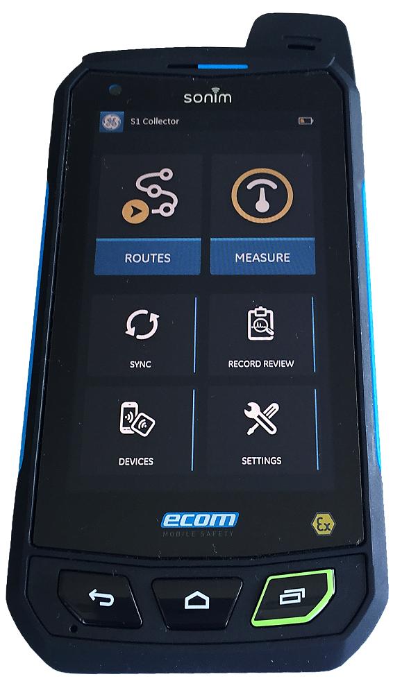 Thiết bị đo cầm tay SCOUT220-IS