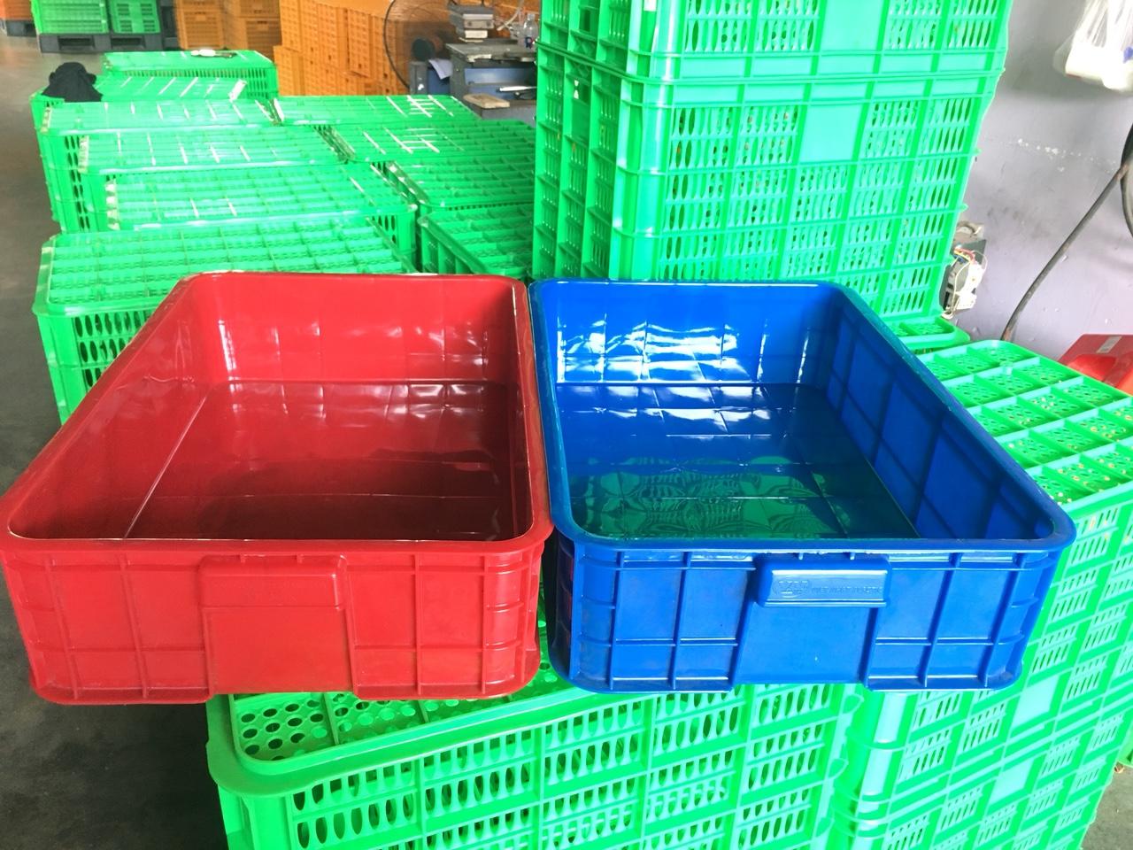 Sóng nhựa bít 1T5/ Kích thước 61x42x15cm Việt Nhật