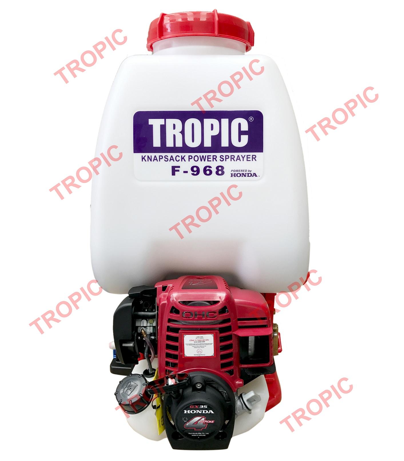 Máy phun thuốc Honda (Tropic)