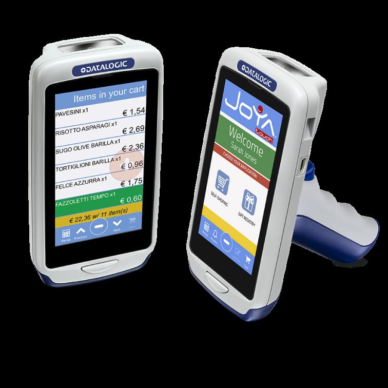 Máy kiểm kho PDA Joya Touch