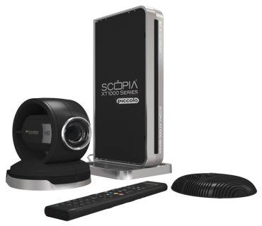 Thiết bị hội nghị truyền hình cho phòng họp Scopia XT1200