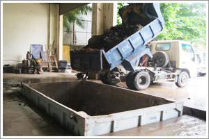 Công nghệ thu gom rác thải xây dựng (xà bần)