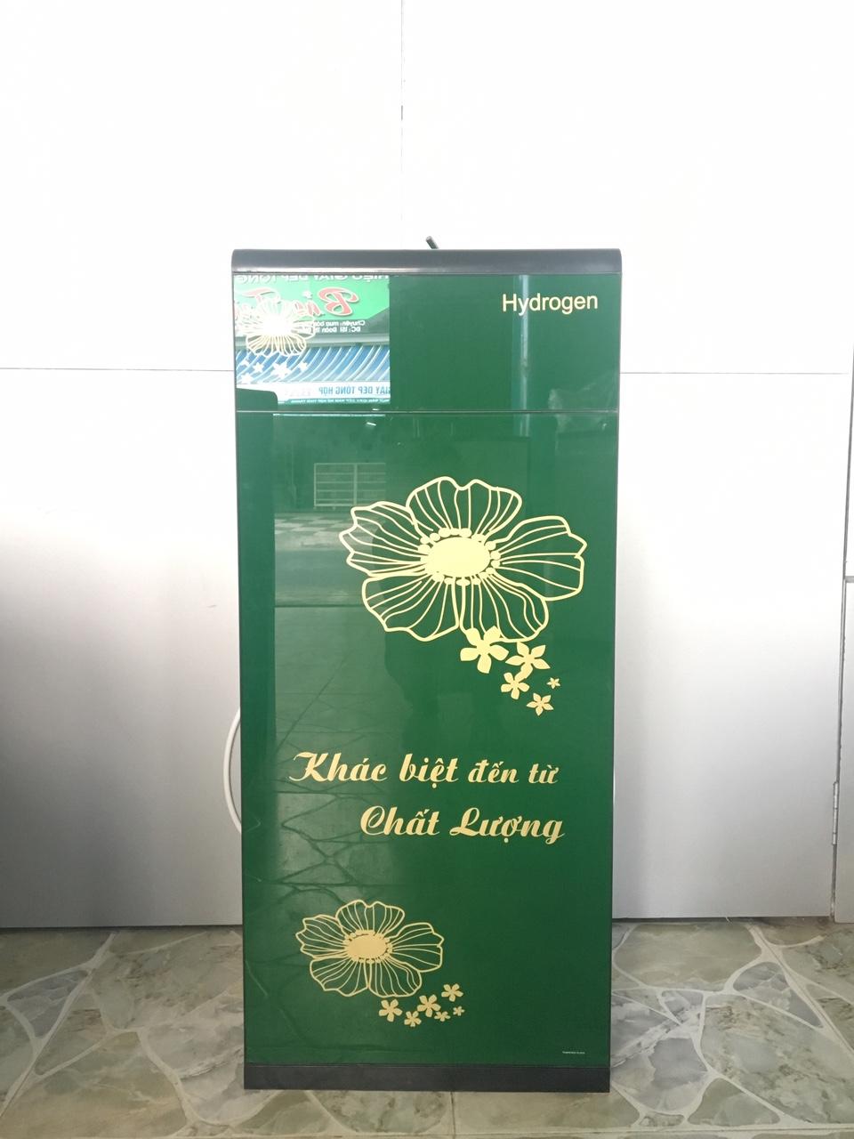 Tủ máy lọc nước RO 7-9 cấp - Tia UV Banana GreenLeaf