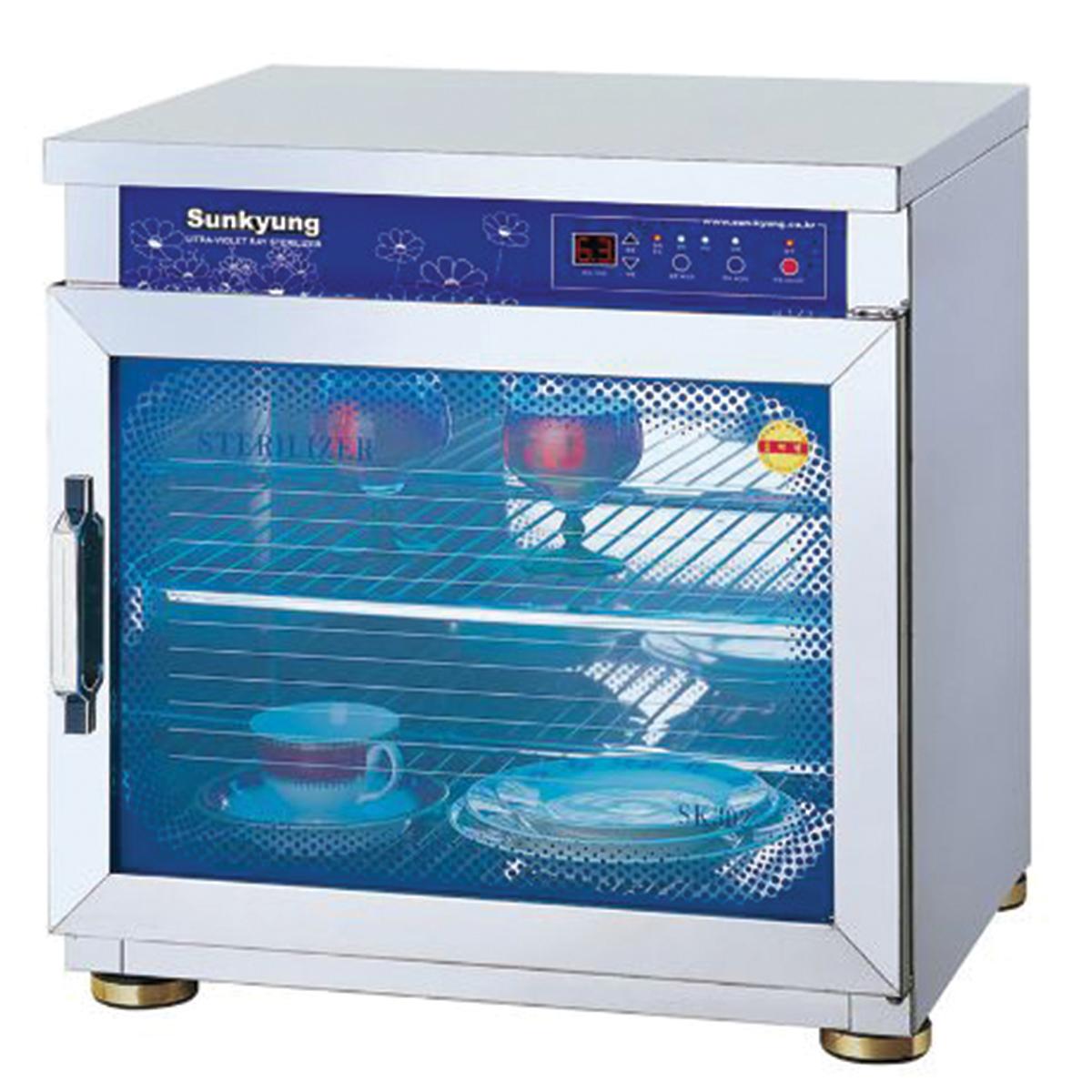 Tủ tiệt trùng sấy khô bát đĩa bằng tia UV SK-302HU