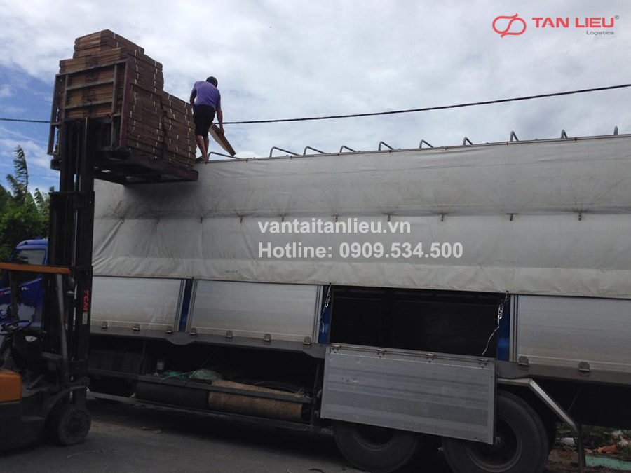 Dịch vụ vận chuyển hàng đi Hà Nội