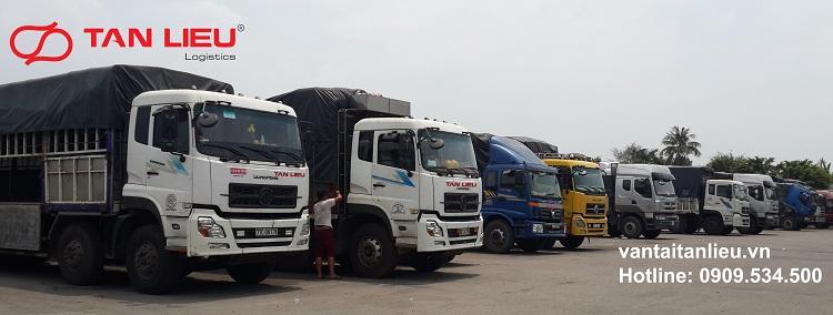 Công ty TNHH tiếp vận Tân Liêu