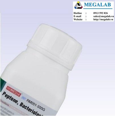 Peptone, Bacteriological | Code: RM001-500g | Himedia - Ấn Độ
