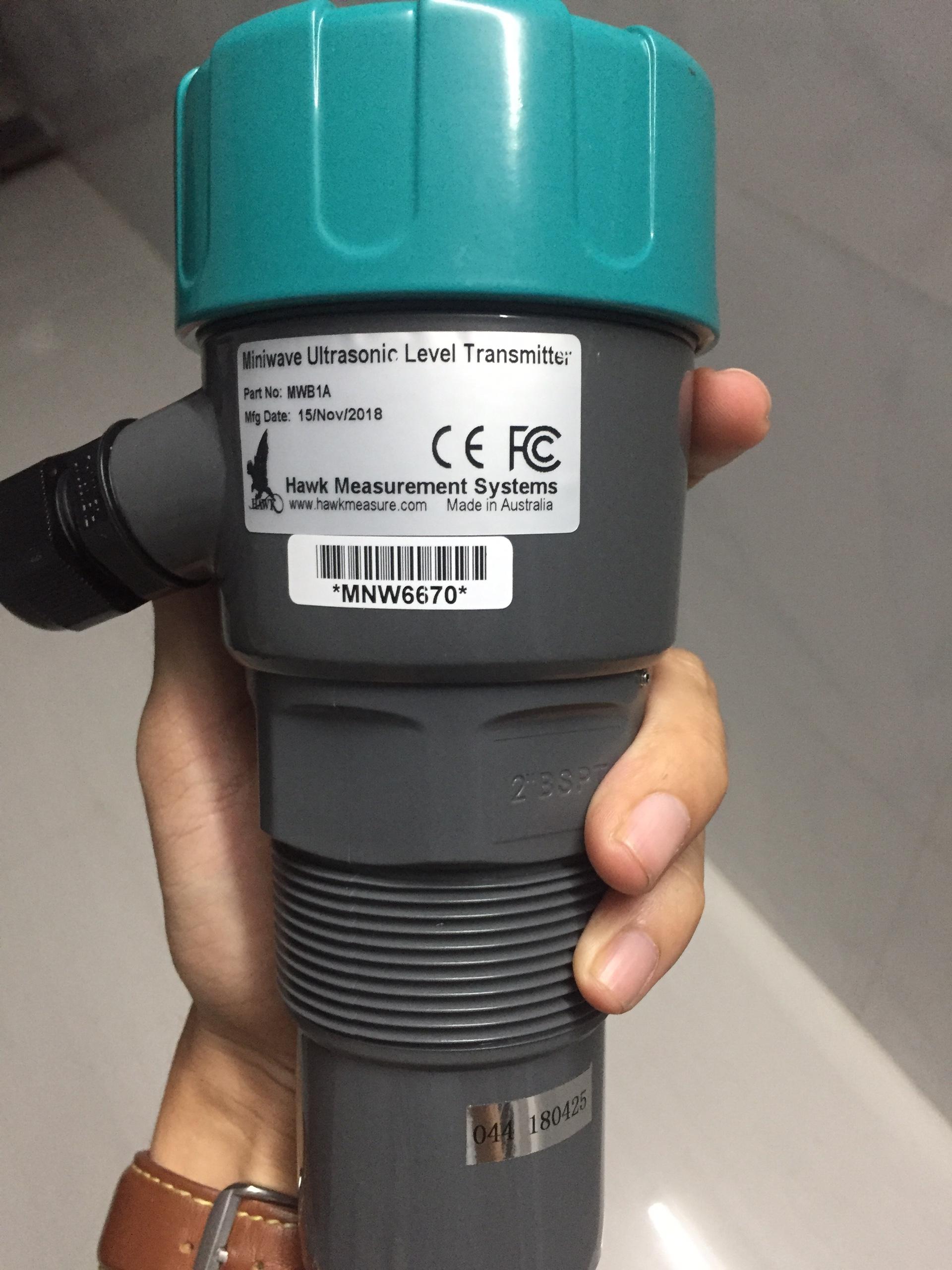 Cảm biến đo mức bể nước ngầm HAWK