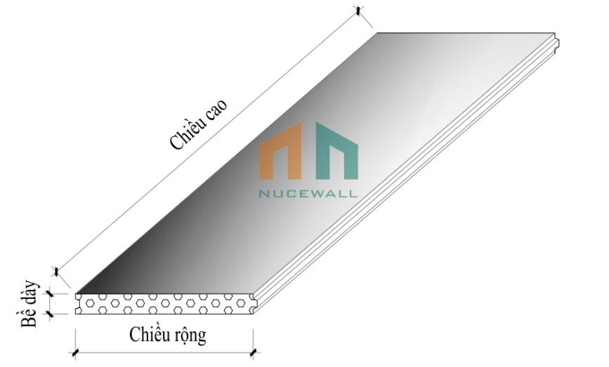 Tấm Nucewall T