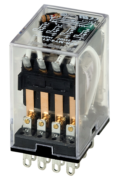Relay Honeywell SZR-MY4-N1