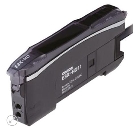 Bộ khuếch đại cảm biến sợi quang E3X-HD11