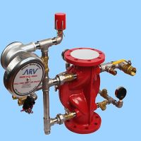 Van xả tràn - Deluge valve