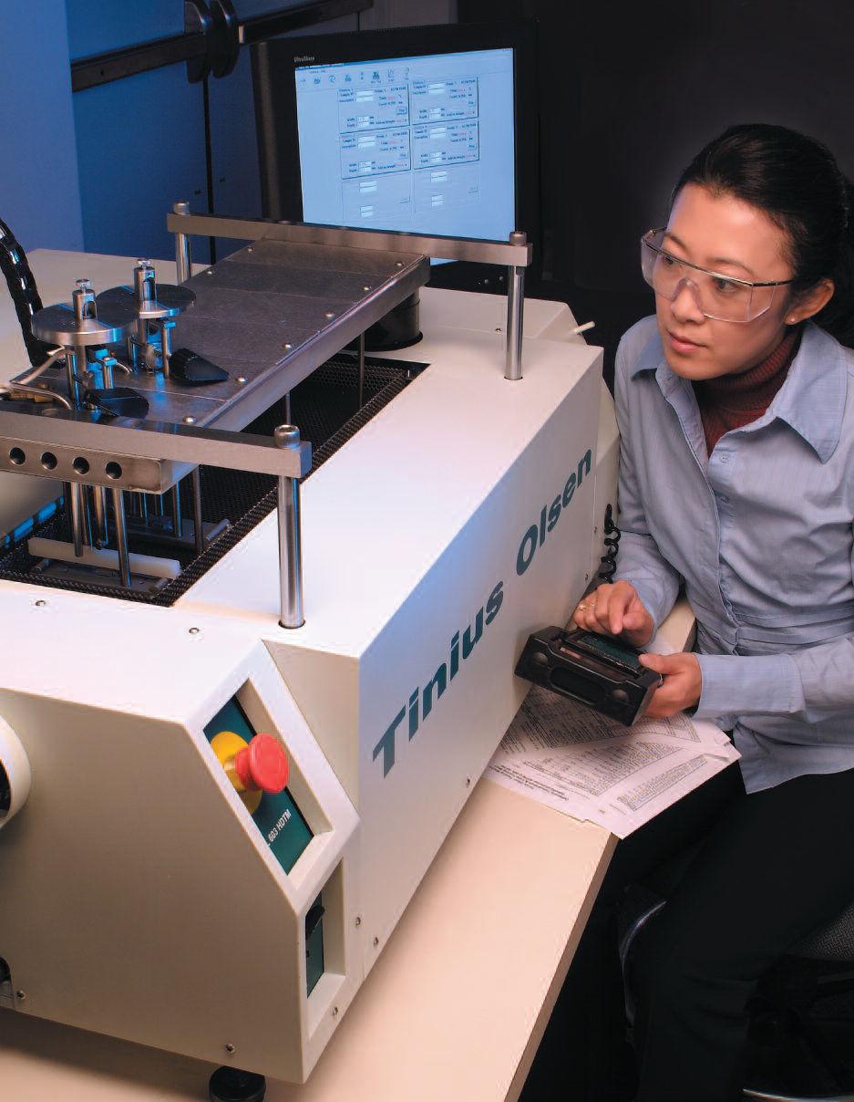 Máy đo võng nhiệt Vicat/ HDT 603 Tinius Olsen