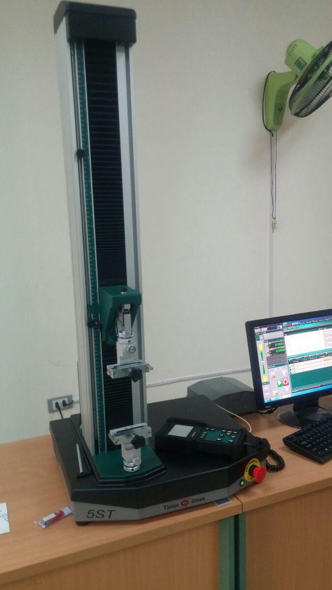 Máy kiểm tra độ bền kéo đứt màng PE - Thin Film 5ST Tinius Olsen
